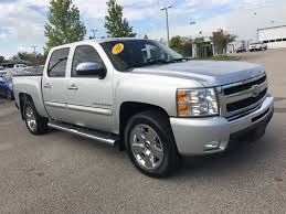 pre owned 2011 chevrolet silverado 1500 lt crew cab pickup in