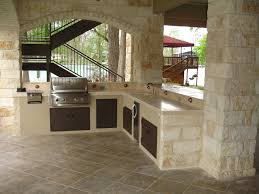 Outdoor Kitchen Construction Lubbock Outdoor Construction