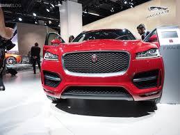 jaguar f pace inside jaguar f pace debuts in frankfurt to take on the bmw x3