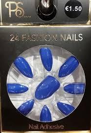 berlinbuy blue 24 fashion nails
