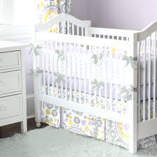 Gray And Yellow Crib Bedding Gray Baby Cribs Ncgeconference
