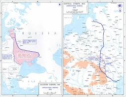 Map Of European Rivers by 40 Maps That Explain World War I Vox Com