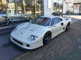 how many f40 are left 1990 f40 lm style modification wide