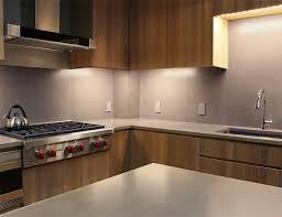 kitchen countertop and backsplash ideas concrete backsplash ideas for kitchens homesfeed