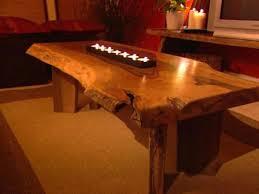 Slab Coffee Table Build A Walnut Slab Coffee Table Hgtv