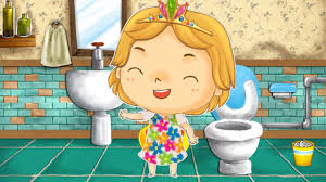 potty training app interactive toilet training game for children