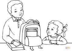 african american coloring sheets african american free coloring