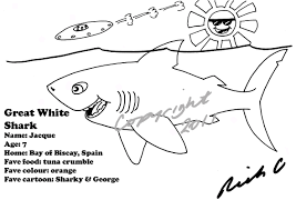 white shark cartoon comp cpyrgt toucan jester art