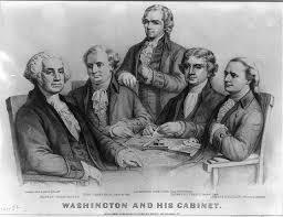 The Presidential Cabinet U S Presidency 1790 1800 Encyclopedia Of Greater Philadelphia