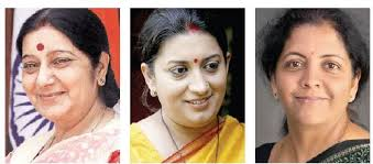 Cabinet Of Narendra Modi First Ladies Of The Modi Cabinet Go The Extra Mile The New Indian