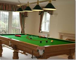 width of a 7 foot pool table fcsnooker brass and chrome light rail measurements
