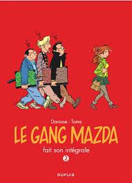 mazda n gang mazda l u0027intégrale tome 2 tome 2 from the comic book serie