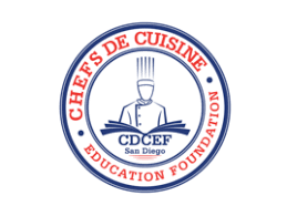 logo chef de cuisine featured chefs