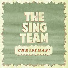 christmas the sing team