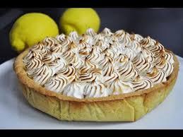 tarte au citron meringuée hervé cuisine idée de déco pour une tarte citron meringuée par hervecuisine com