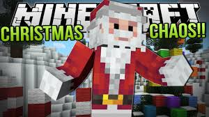 christmas chaos is back minecraft minigame youtube