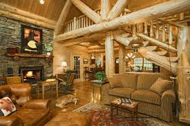 home design elements log home edenfield traditional living room other by home