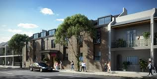 student accommodation in sydney scape