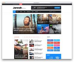 20 best wordpress newspaper themes for news sites 2017 colorlib