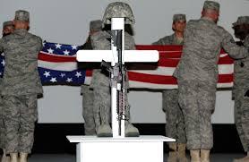 Flag Folding Ceremony Deployed Airmen Celebrate The Life Of A Fallen Defender U003e U S Air