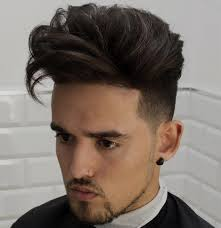 coupe de cheveux a la mode tendance coupe de cheveux homme mode coiffure homme 2016