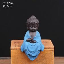 buddha statues for home decor miniature buddha statue statuette yoga decor ceramic handicraft