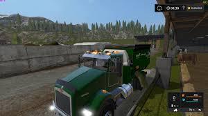 kenworth feed trucks farming simulator 2017 mod ls 2017 mod