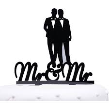 mr and mr cake topper unik occasions silhouette mr and mr acrylic wedding