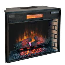 classicflame 28 in spectrafire plus infrared electric fireplace