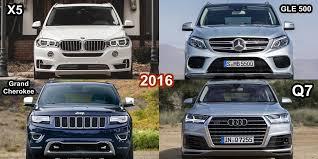 bmw x7 vs audi q7 bmw x5 2017 vs audi q7 2017 cars gallery
