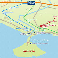Narita Airport Map Getting Here Official Travel Website Of Enoshima And Fujisawa