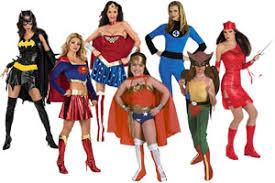 Woman Superhero Halloween Costumes Extremehalloween Halloween Costumes Groups Halloween