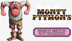 parrot sketch not included u2013 20 years of monty python wikipedia