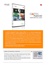 Office Furniture Solution by Giotto Mobilcad Furniture Solution Gold Computeroffice Pdf