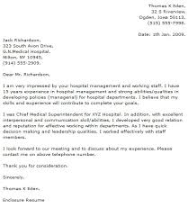 medical cover letter examples cover letter now