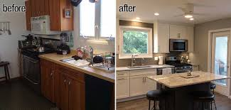Kitchen Remodel Before After by Kitchen Design Before U0026 After Kitchen Bath Design Installation