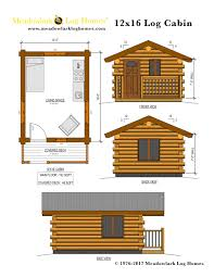 12 16 cabin floor plan evolveyourimage
