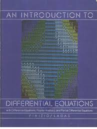 an introduction to diff equations equations differential equations