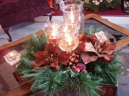 Christmas Hurricane Centerpiece - 2447 best christmas decorating images on pinterest christmas