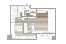 tiny apartment floor plans opera a small apartment from tokyo by taka shinomoto