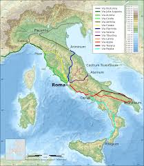 Italy Map Cities Via Aemilia Wikipedia