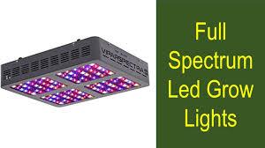 is full spectrum lighting safe full spectrum led grow lights reviews in 2018 for your indoor plants