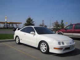 car picker white acura integra