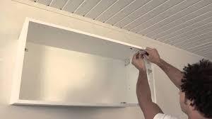 caisson haut cuisine systeme fixation meuble haut cuisine idées décoration intérieure