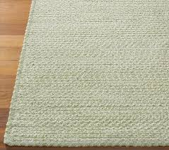 Pottery Barn Chenille Rug Green Evan Chenille Braided Rug Swatch Pottery Barn
