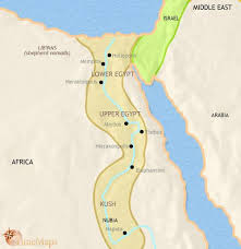 middle east map moses time map of at 1000bc timemaps