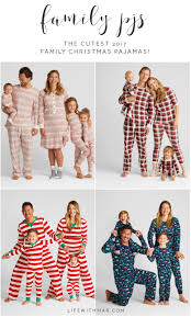 cutest 2017 family christmas pajamas life with mar