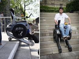 sedie per disabili per scendere scale diversamente abili la sedia a rotelle sale le scale