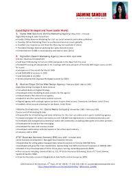 Sample Resume For Digital Marketing Manager by Download Digital Strategist Resume Haadyaooverbayresort Com