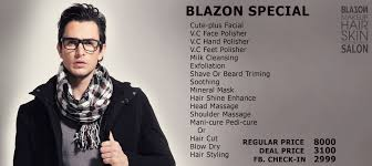 haircut deals lahore blazon salon and studio special deal for men